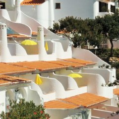 Отель Apartamentos Borda D´Agua бассейн