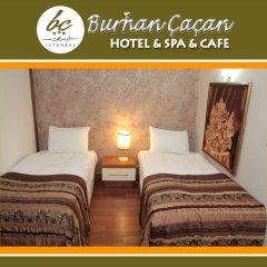 BC Burhan Cacan Hotel & Spa & Cafe 3* Стандартный семейный номер с различными типами кроватей фото 3