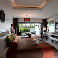 Отель Natai Beach Resort & Spa Phang Nga 5* Номер Делюкс с различными типами кроватей фото 4