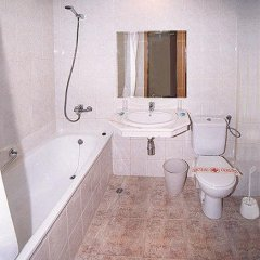 Prestige Deluxe Hotel Aquapark Club 4* Стандартный номер с различными типами кроватей фото 13