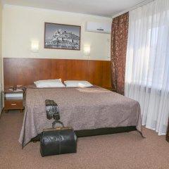 Гостиница Dnipropetrovsk Днепр комната для гостей фото 15
