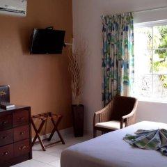 Hibiscus Lodge Hotel 3* Стандартный номер с различными типами кроватей