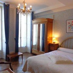 Отель Hôtel Continental 2* Улучшенный номер