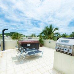 Отель Oriental Beach Pearl Resort 3* Вилла Делюкс с различными типами кроватей фото 6