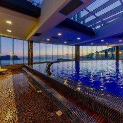 Отель Tre Canne бассейн фото 2