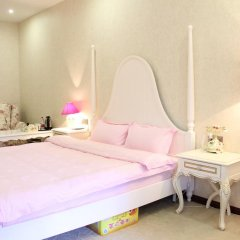 Xiamen Alice Theme Hotel 3* Номер Делюкс фото 11