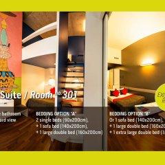 Bohem Art Hotel 4* Люкс фото 4