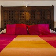 Отель Bed & Breakfast El Fogón del Duende Стандартный номер с различными типами кроватей фото 12