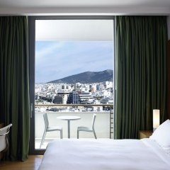 Отель Hilton Athens 5* Стандартный номер разные типы кроватей фото 16