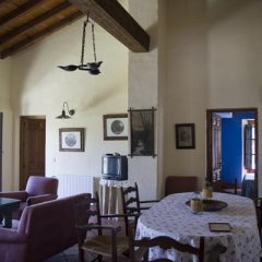 Отель Molino El Vinculo Вилла разные типы кроватей фото 42