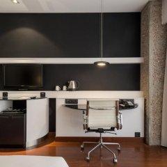 Отель Hilton Madrid Airport 4* Стандартный номер с различными типами кроватей фото 4