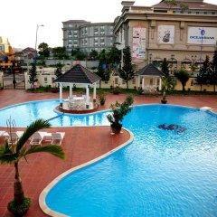 Отель Sammy Hotel Vung Tau Вьетнам, Вунгтау - отзывы, цены и фото номеров - забронировать отель Sammy Hotel Vung Tau онлайн бассейн фото 2