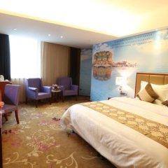 Отель Xiamen Harbor Mingzhu Сямынь комната для гостей фото 3