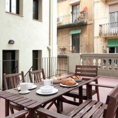 Отель Aspasios Verdi Apartments Испания, Барселона - отзывы, цены и фото номеров - забронировать отель Aspasios Verdi Apartments онлайн балкон
