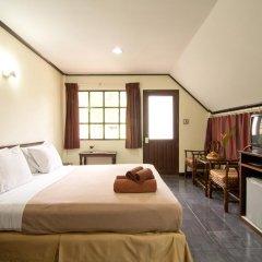 Отель Bannammao Resort 2* Бунгало с различными типами кроватей фото 3