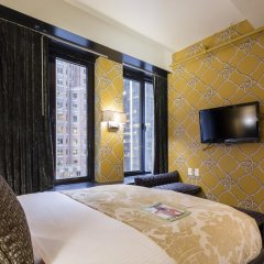 Room Mate Grace Boutique Hotel 3* Стандартный номер с различными типами кроватей фото 11