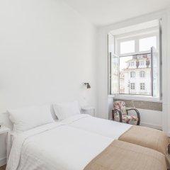 Отель Lisbon Old Town Guest House 3* Люкс с различными типами кроватей фото 35