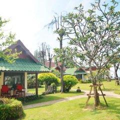 Отель Golden Bay Cottage 3* Бунгало Делюкс с различными типами кроватей фото 37
