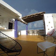 Отель The Mermaid Hostel Beach - Adults Only Мексика, Канкун - отзывы, цены и фото номеров - забронировать отель The Mermaid Hostel Beach - Adults Only онлайн фото 2