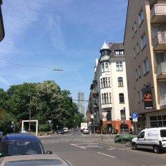 Апартаменты Apartment Belgisches Viertel Кёльн парковка