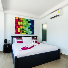 Colora Hotel 3* Номер Делюкс с двуспальной кроватью фото 10