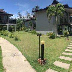 Отель The Hip Resort @ Khao Lak 3* Вилла с различными типами кроватей фото 21
