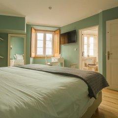 Отель Casa do Mercado Lisboa Organic B&B 4* Номер Премиум с различными типами кроватей фото 10