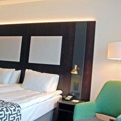 Отель Holiday Inn Helsinki West- Ruoholahti 4* Стандартный номер с разными типами кроватей фото 3