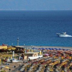 Отель Aquamare Hotel Греция, Родос - отзывы, цены и фото номеров - забронировать отель Aquamare Hotel онлайн приотельная территория