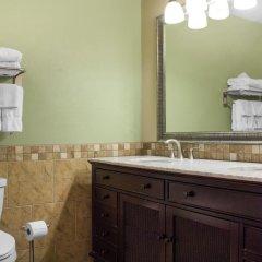 Отель Comfort Inn & Suites Durango 2* Стандартный номер с двуспальной кроватью фото 12