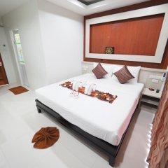 Отель Lanta Fevrier Resort 2* Номер Делюкс с различными типами кроватей фото 3