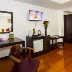 Отель Silver Resortel Улучшенный номер с двуспальной кроватью фото 8