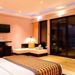 Отель Adaaran Prestige Vadoo 5* Вилла с различными типами кроватей фото 30