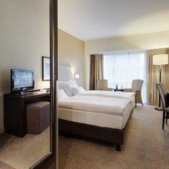 Lindner WTC Hotel & City Lounge 4* Полулюкс с различными типами кроватей фото 4