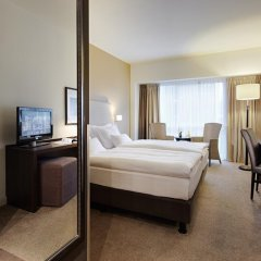 Lindner Wtc Hotel & City Lounge Antwerp 4* Полулюкс фото 4