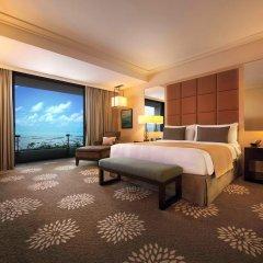 Отель Marina Bay Sands 5* Номер Делюкс с различными типами кроватей фото 3