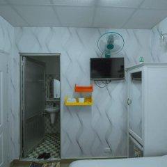 Отель Minh Thanh 2 2* Номер Делюкс