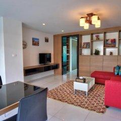 Отель Pool Access 89 at Rawai 3* Семейный номер Делюкс с двуспальной кроватью фото 8