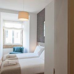 Отель Feels Like Home Rossio Prime Suites 4* Стандартный номер фото 24