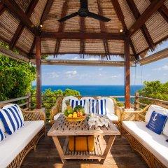 Отель Cape Shark Pool Villas 4* Вилла Делюкс с различными типами кроватей фото 16