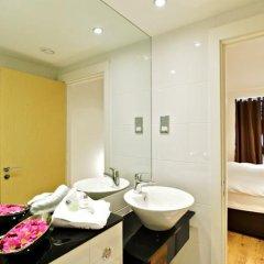 Отель Living by BridgeStreet, Manchester City Centre ванная