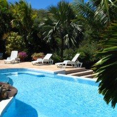 Отель Villa Marama Французская Полинезия, Папеэте - отзывы, цены и фото номеров - забронировать отель Villa Marama онлайн бассейн фото 2