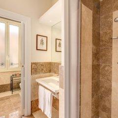 Отель Appartamento Magna Grecia Италия, Рим - отзывы, цены и фото номеров - забронировать отель Appartamento Magna Grecia онлайн ванная фото 2