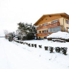 Отель Haus Steiner Австрия, Зальцбург - отзывы, цены и фото номеров - забронировать отель Haus Steiner онлайн приотельная территория