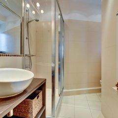 Апартаменты Apartamenty Nadmorskie Marina Apartments Сопот ванная