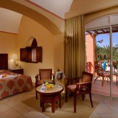 Отель Iberotel Makadi Beach 5* Улучшенный номер с различными типами кроватей фото 3
