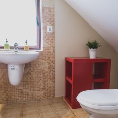 Отель Aloha Guest House Sopot Польша, Сопот - отзывы, цены и фото номеров - забронировать отель Aloha Guest House Sopot онлайн ванная фото 2