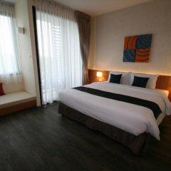 Отель Apo Hotel Таиланд, Краби - отзывы, цены и фото номеров - забронировать отель Apo Hotel онлайн комната для гостей фото 2