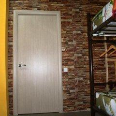 Хостел Кутузова 30 Кровать в мужском общем номере с двухъярусной кроватью фото 14