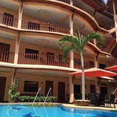 Отель Phratamnak Inn бассейн фото 3